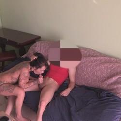La venganza de Laura, la compañera de piso de Veronica se folla a su novio